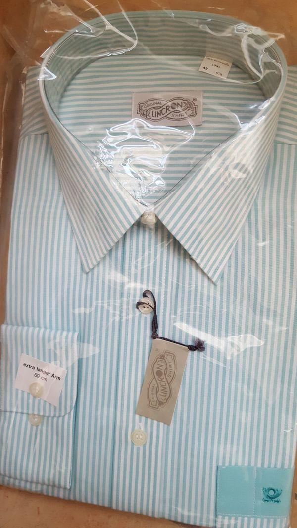 competitive price 162c5 01547 Hemd mit Posthorn Herrenhemd Marke Lincron in Liederbach ...