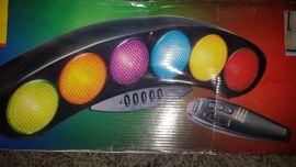 PA, Licht, Boxen - Disco Licht