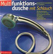 NEUER Multifunktions-Duschkopf mit 1 5