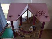 Puppenvilla Eichhorn neuwertig