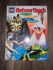 WasIstWas - Antwortbuch