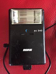 Blitzgerät Revue AC 340 mit
