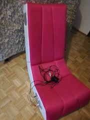 Stuhl mit Lautsprecher Music Rocker