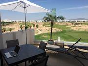 Ferienwohnung zu vermieten am Golfplatz