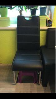 Stuhl Küchenstuhl Esszimmer Schwingstuhl