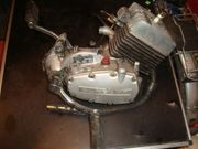 Zündapp Motor Typ 250 Bauj