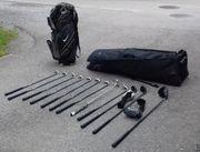 Golf Set - 12 Schläger - Bag -