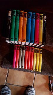 20 Bände Jules Verne