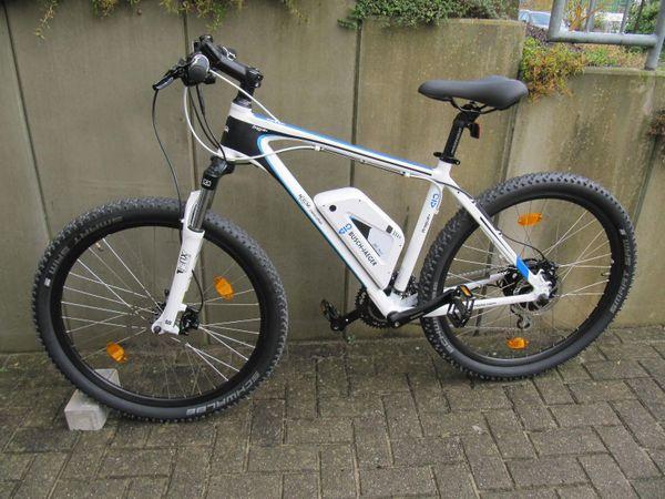 E-Bike Pedelec Mountainbike E-MTB NCM