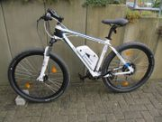 E-Bike Pedelec Mountainbike E-MTB NCM