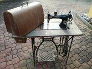 Historische Pfaff Nähmaschine