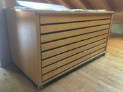 Planschrank aus Holz ca 140