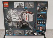 Lego Technic 42100 Liebherr Bagger