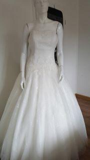 Brautkleid Gr 40-46 von Elizabeth