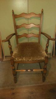 Jugendstil Stuhl Sessel