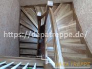 Innentreppe aus Holz Holztreppe aus