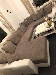Große Couchlandschaft zu verschenken an