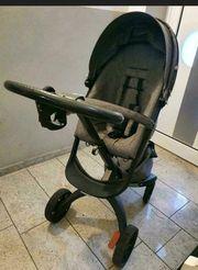 STOKKE® Xplory® Black Kinderwagen