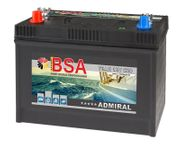 SIGA Admiral Bootsbatterie 70Ah