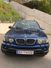 BMW X5 2002 neue TÜV