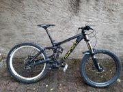 Downhill Bike MaguraMT5 neu