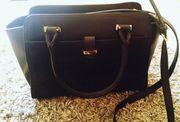 Elegante schwarze Handtasche von Reserved