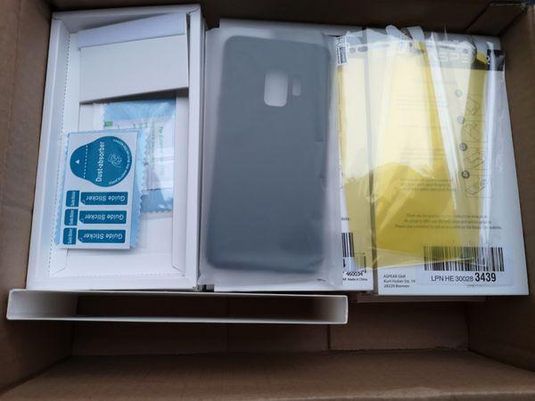 256 Samsung Galaxy S9 Silikon