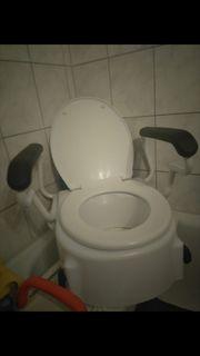 Toilettensitzerhöhung Toilettensitz Toilettenaufsatz