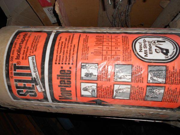 Isoliertapete Selit 5mm Dick 5m2