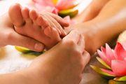 Reflexzonen Massage