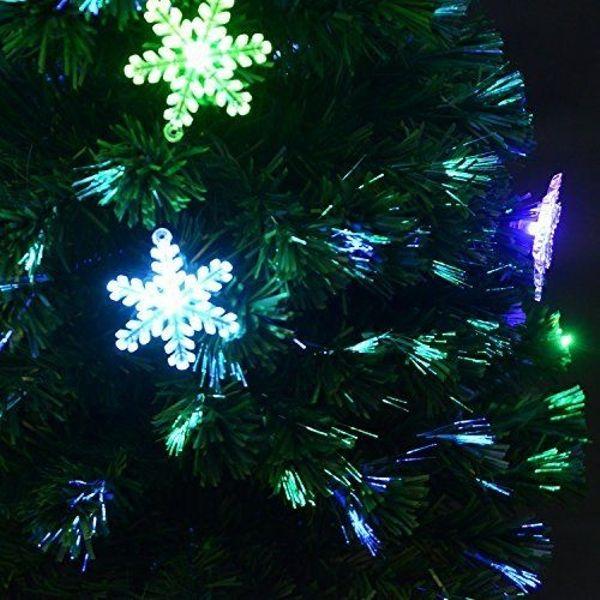 Sterne Für Weihnachtsbaum.Neuer Rotierender Xxl Weihnachtsbaum Künstlich Inkl Schmuck Sterne