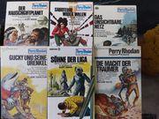 Krimis Wester Sciene Fiction zu