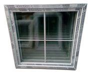 Kunststofffenster 120x120 Spros aus Bayern