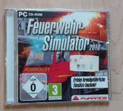 Feuerwehr Simulation 2010 PC CD-Rom
