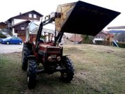Oldtimer TÜV neu FIAT DT640