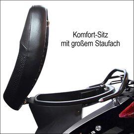 Elektroroller City Star 45 km: Kleinanzeigen aus Bruchsal - Rubrik Sonstige Motorroller