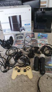 Original Sony Playstation 3 mit