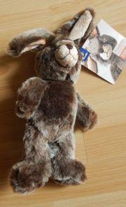 NEU - Plüschhase braun - Cuddly Bunny -