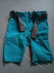 Bermuda-Shorts Gr 110 sehr guter