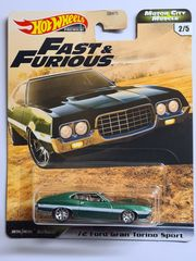 Hot Wheels Premium 72 Ford