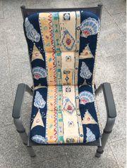 Sitzkissen für Garten- Terrassenmöbel