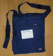 Berufsbekleidung Latzhose Größe 46 blau