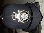 Helm Transportpolizei England