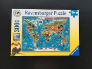 Ravensburger Puzzle Animals of the