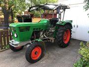 Deutz 4006 Traktor Schlepper
