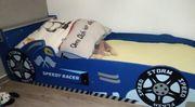 Kinderauto Bett