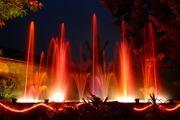Wasserspiele Fontänen
