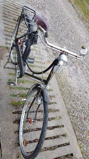 Original Bauer Holland Damenfahrrad