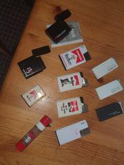 10 x Marlboro Feuerzeuge ältere