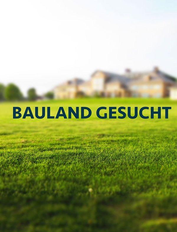 Suche Bauland